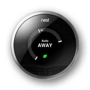 Nest Learning Thermostat - Security Company Kent - iSecure