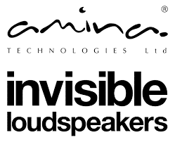 amina invisible loud speakers